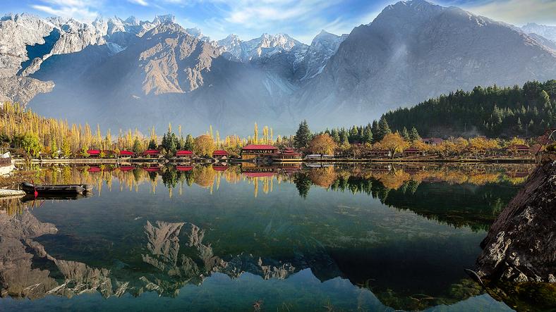 イメージ画像 パキスタンの風景