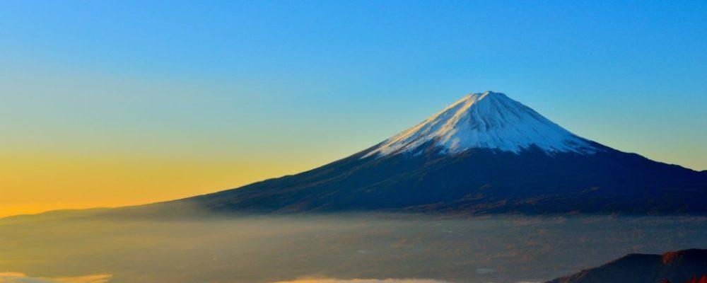 イメージ画像 訪日外国人に人気の富士山