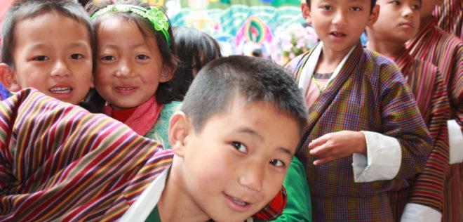 英語を話すブータンの人々 〜グローバル化と伝統文化の両立〜