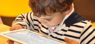 イメージ画像 幼児がSkypeレッスンで言語学習するための重要な要素