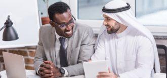 イメージ画像 アラブ首長国連邦の人口の9割が外国人です