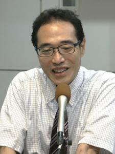 お茶の水女子大学 基幹研究院人間科学系 浜野隆教授の写真