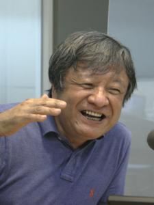 早稲田大学 教育・総合科学 学術院 原田哲男教授の写真