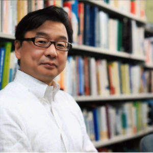 慶応義塾大学 井上逸平教授のお写真