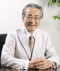 大井先生のお写真