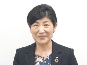 さいたま市教育長 細田眞由美氏