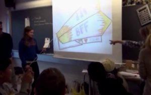 フィンランドの小学校で実践されたCLIL授業「Paper Plane:飛行機の揚力を考える」②