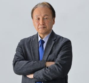 筑波大学磐崎教授のお写真