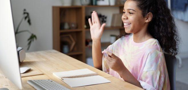 オンライン国際交流は、英語学習のモチベーション向上に役立つか?